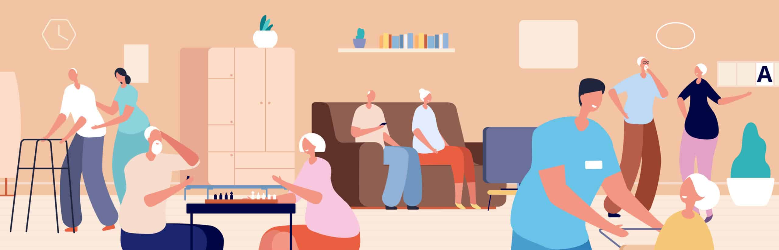 Nursing Home Environment