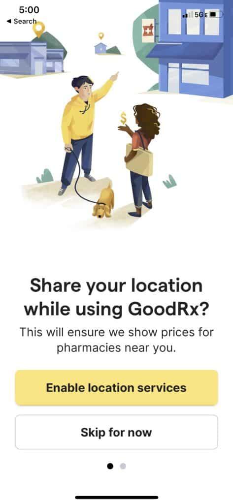 Using GoodRx