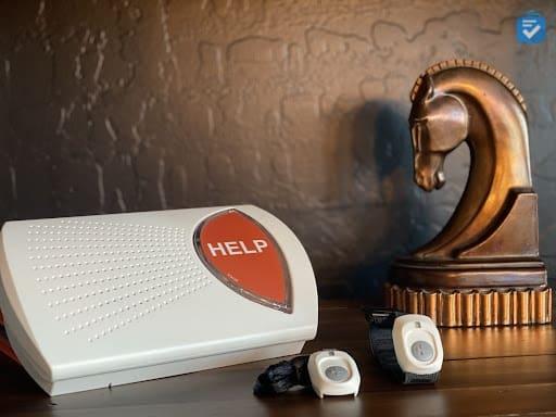 Bay Alarm Medical In-Home System
