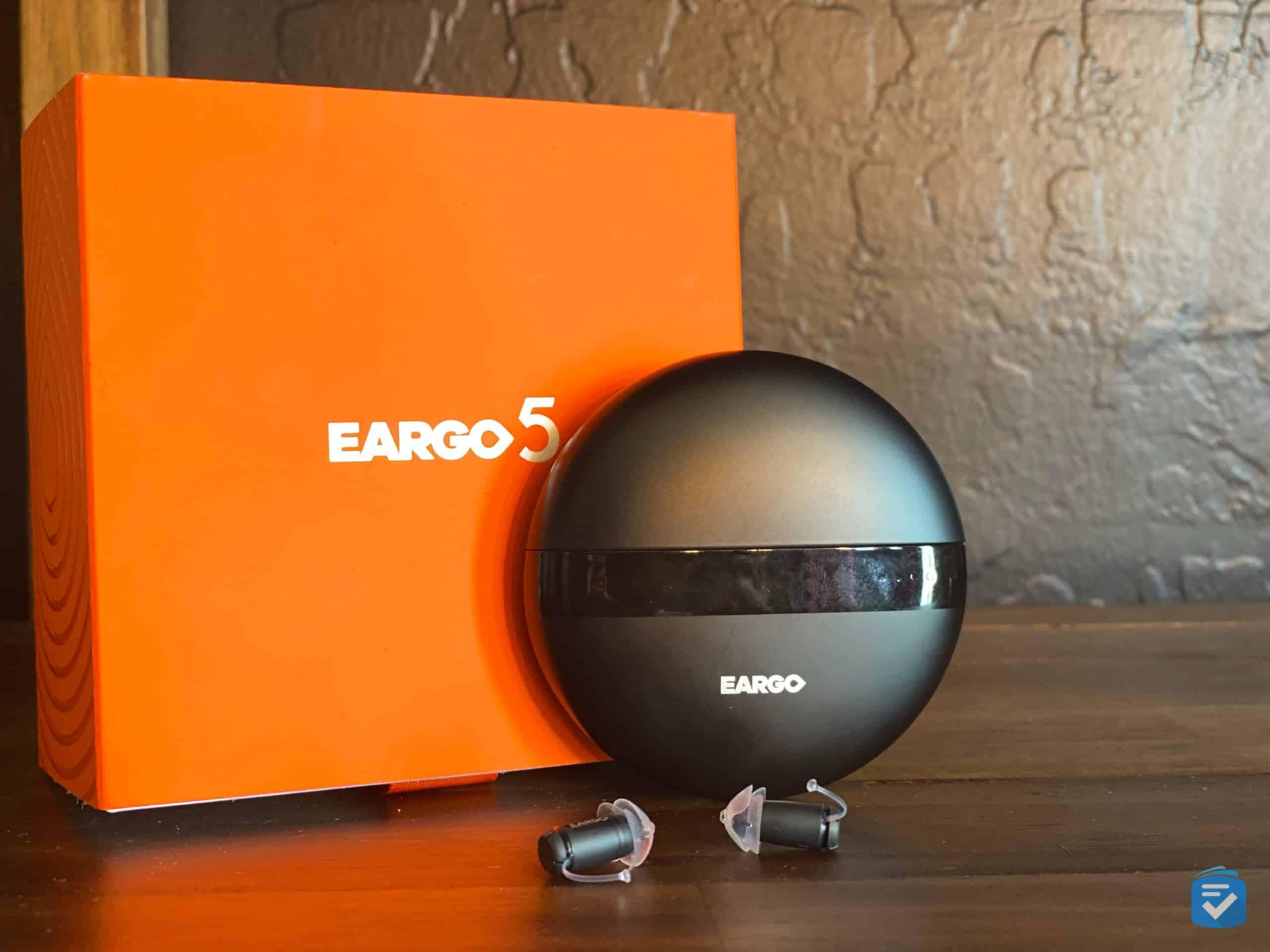 Eargo 5 hearing aids