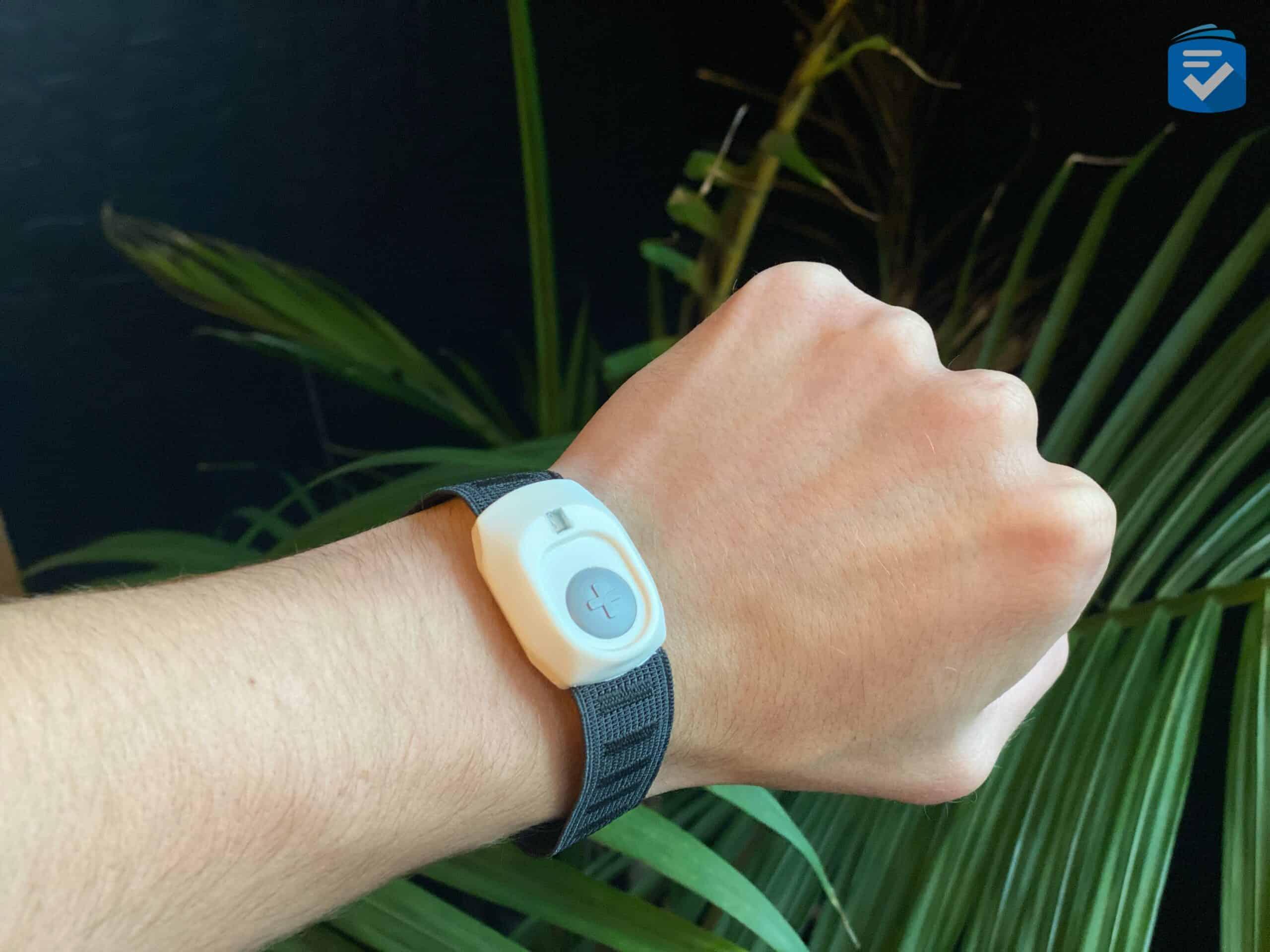 Medical Alert Wristband Help Button