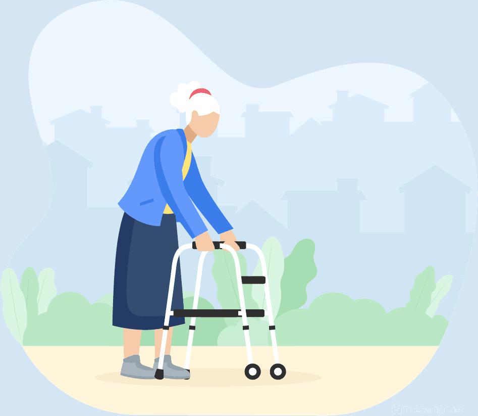 Prevent wandering due to dementia